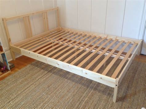 IKEA Fjellse Double Pine Bed Frame (New in Packaging) | in
