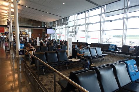 Air Canada Lounge Montreal Review I One Mile At A Time