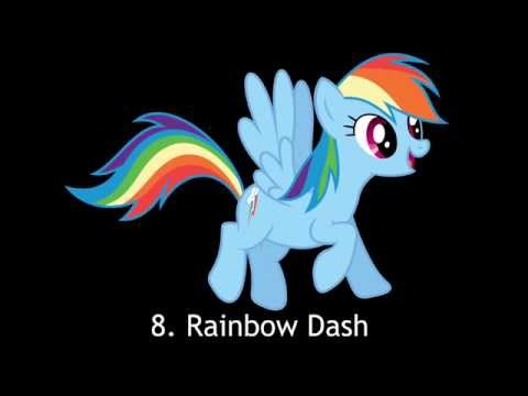 My Little Pony Twilight Sparkle Character Name - My Little