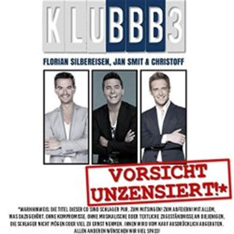 KLUBBB3   Discographie   Alle CDs, alle Songs