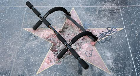 Trump's Hollywood Walk of Fame star vandalized - POLITICO