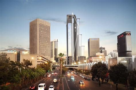 Tallest Cape Town skyscraper planned for CBD, to offer