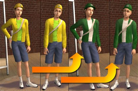 Mod The Sims - -New Defaults for NPCs!- Maid, Newspaper