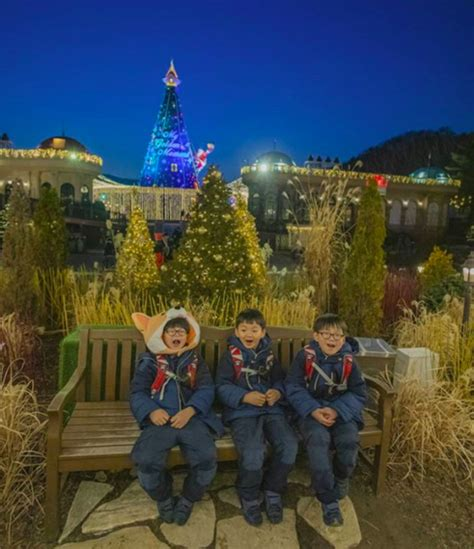Song Triplets Ready to Go to School Already - KPOPLOVE