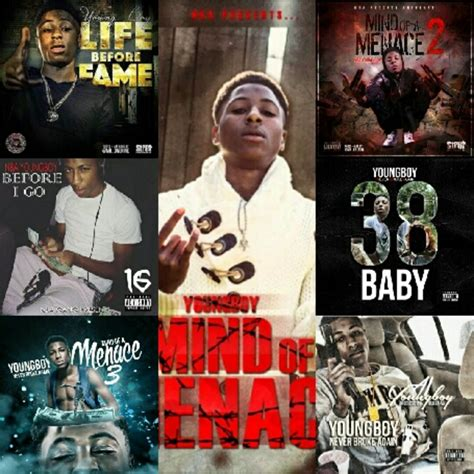 Greatest Hits Mixtape by NBA YOUNGBOY Hosted by DOPEMAN