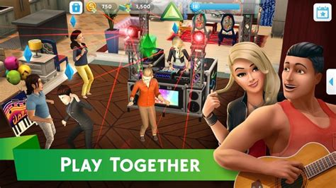 The Sims Mobile Indonesia Apk Android v16