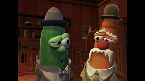 Dr Jiggle And Mr Sly - Veggietales T2E21 [English] - YouTube