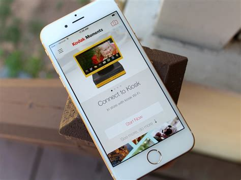 Kodak now lets you edit, share, and print from its Moments