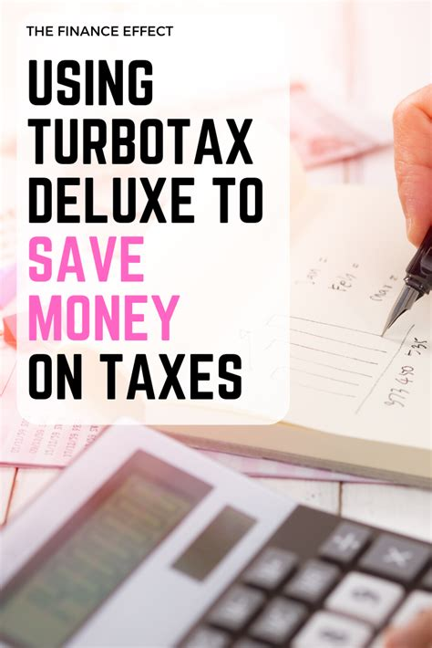 How to Use TurboTax Deluxe to Save Money in 2020