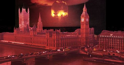 What would happen if a nuclear bomb hit London? Use this
