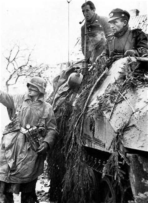 German Armored Forces & Vehicles - Ardennes offensive