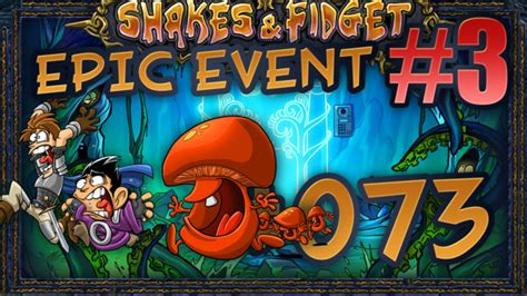 Shakes and Fidget #073 – Epic-Event (September 2014) #3