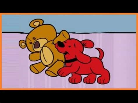 Puppy Clifford - Hide and Seek Game - PBS Kids - YouTube