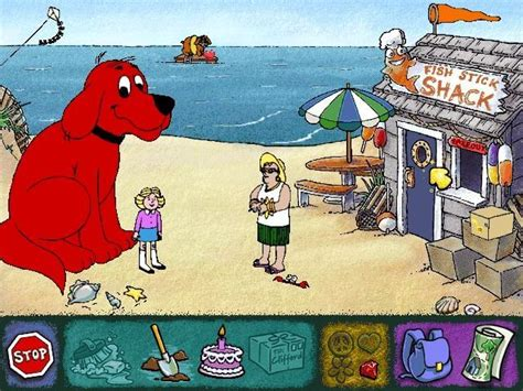 Download Clifford the Big Red Dog: Thinking Adventures