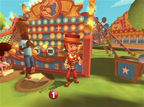 New Carnival Funfair Games Wii MotionPlus Review   Teen Gamer