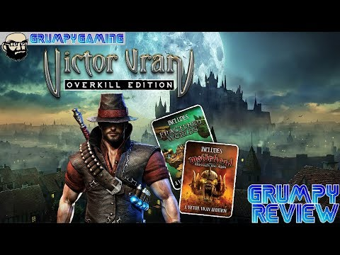 Game Review: Victor Vran - Overkill Edition (PS4) - Game