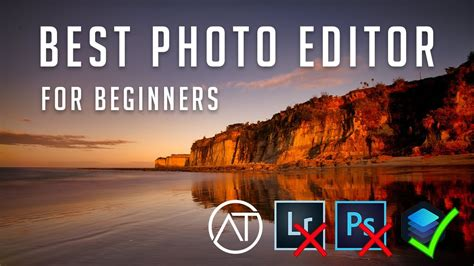 The Best Photo Editing Software for Beginner Photographers