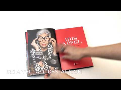 97-Year-Old Fashion Icon, Iris Apfel Has Just Signed With
