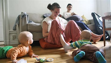 Working moms fare better in Sweden than in Italy   The All