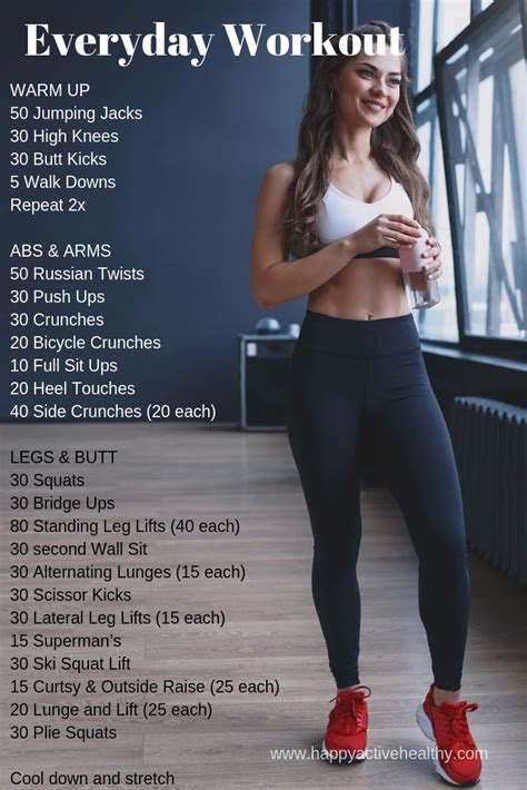 Get a full body workout at home