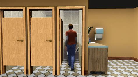 """Mod The Sims - The Discretion Doors """"Should Be Fixed This"""