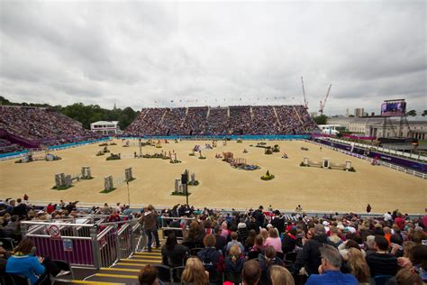 File:Olympic Equestrian stadium at Greenwich Park