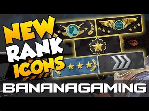 CS:GO Update: New rank icons • Trust Factor with Prime