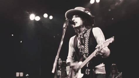 Bob Dylan's 1975 live rendition of 'Hard Rain' released on