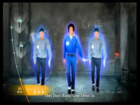 Michael Jackson The Experience They Don't Care About Us