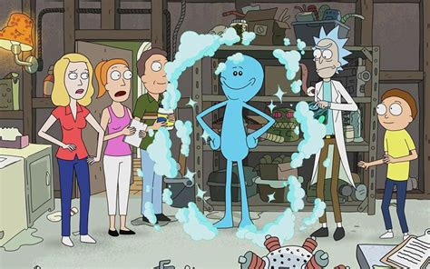 Rick and Morty (Season 3) Download Torrent | Episode 1-10