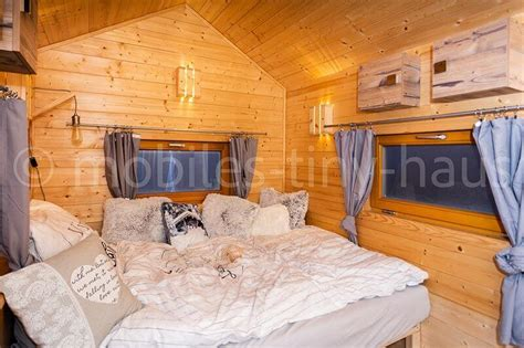Holz Chalet - Mobiles Tiny Haus