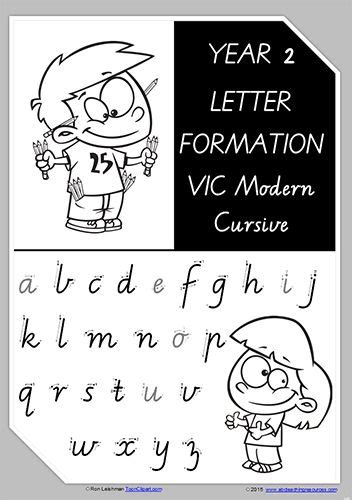 Year 2 Handwriting | Letter Formation | Uppercase