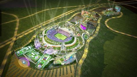 Approval is granted for new football stadium in Los