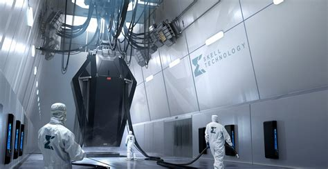 Ghost Recon Breakpoint Transcendence: Super Computer, by