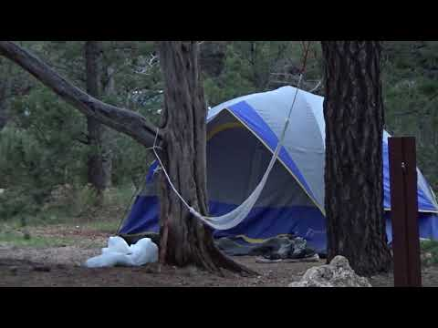 Tuff Campground, Inyo National Forest, Whitmore Tubes