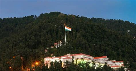 Himachal's tallest national flag puts school in limelight