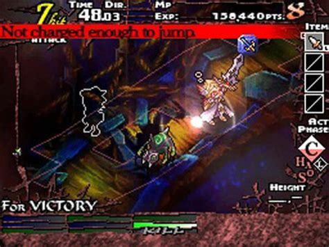 Knights in the Nightmare DS Review   Soulful Gamer