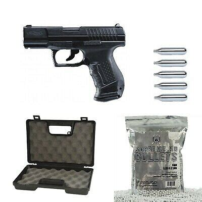 SET !!! Softair - Pistole - WALTHER P99 DAO CO2 GBB - ab
