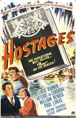 Hostages (1943 film) - Wikipedia