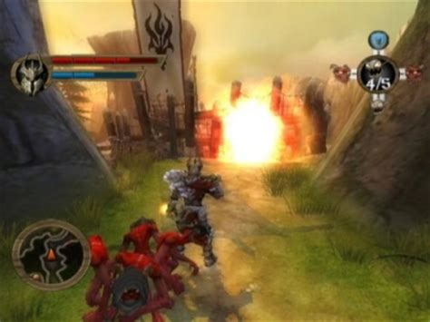 Overlord: Dark Legend Wii Review   Family Gamer