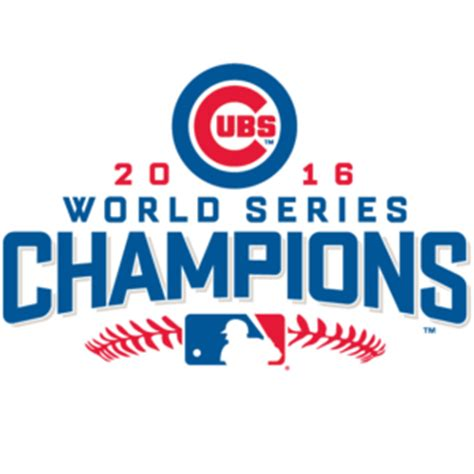 Chicago Cubs 2016 World Series Champions Golf Products