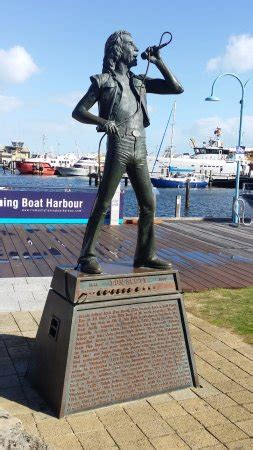 Bon Scott Statue (Fremantle): UPDATED 2020 All You Need to