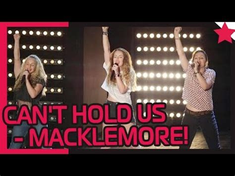 Timea rappt Double-Time | Can't Hold Us (Macklemore
