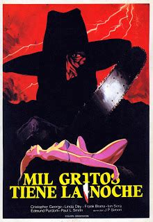13 Visions: Foreign horror film posters (part 3 of 3)