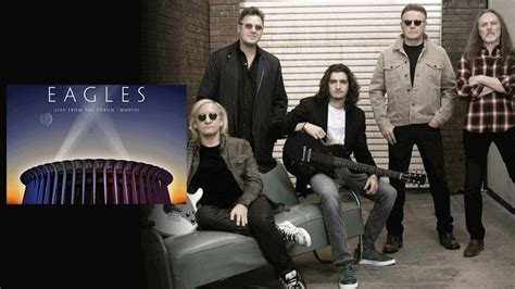 Eagles' 'Live from The Forum' concert film debuts this weekend