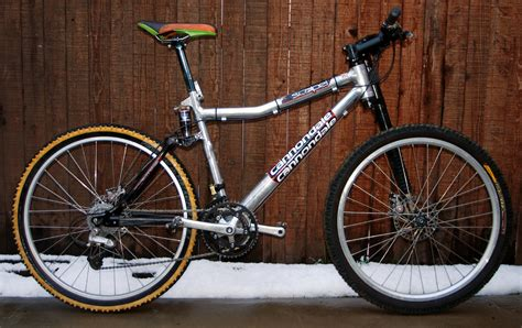ANEX BICYCLES: Cannondale Scalpel w/ Lefty DLO