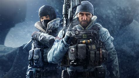Rainbow Six Siege - Operation Black Ice out now with new