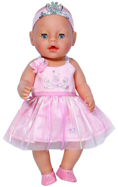 Baby Born Dolls - The Baby Born and My Little Baby Born