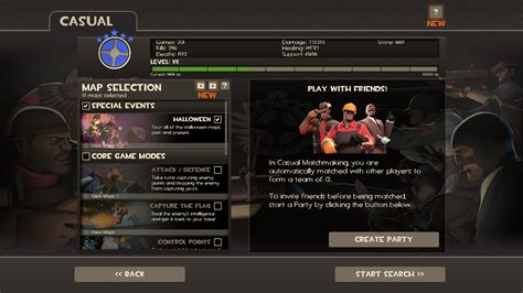 TF2 HUD Updates for late October, 2016 - ScreamFortress 2016