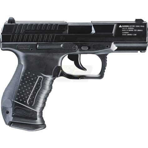 AA Store Airsoft & Softair Shop Walther P99 DAO Co2 Blow